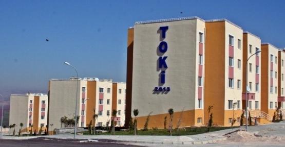 Reyhanlı'da Toki'den 100 Tl Taksitle Konut
