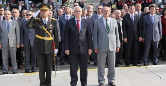 Rize'de Cumhuriyet Kutlamasında Gerginlik
