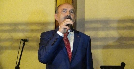 """Sağlık Bakanı Müezzinoğlu: """"balkanlara Ve Rumeli'ye Sevgi Hoşgörü Getirdik"""""""