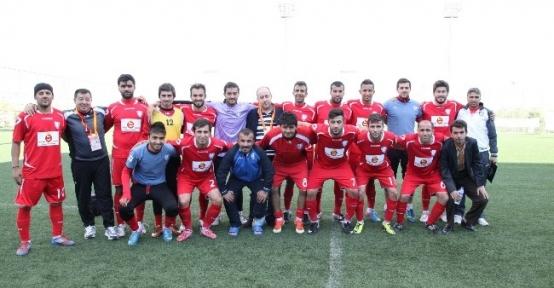 Şahinbey Futbol Takımı Deplasmanda 3 Puanla Döndü