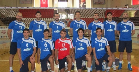 Şahinbey Voleybol Takımı Sahadan 3-0 Galip Ayrıldı