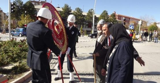 Seydişehir'de 29 Ekim Cumhuriyet Bayramı Kutlamaları
