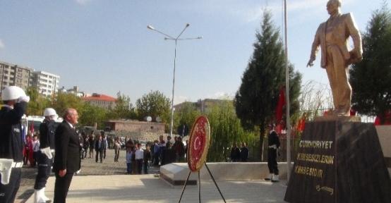 Şırnak'ta 29 Ekim Cumhuriyet Bayramı Kutlamaları