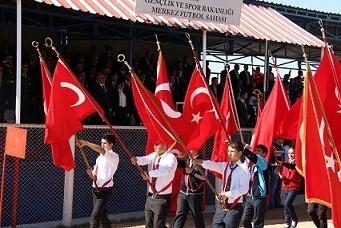 Şırnak'ta 29 Ekim Kutlamaları