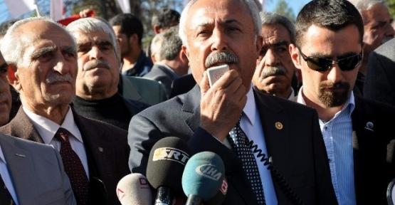 Sivas'ta Chp Ve Add'den Alternatif Kutlama
