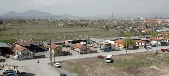 Talas'ta Çevreci Kentsel Dönüşüm