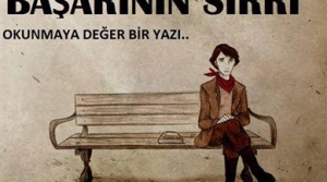 BAŞARININ SIRRI - (Mutlaka Okuyun)