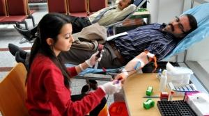 Belediye Personelinden Kan Bağışı