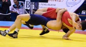 Belediyespor Güreş Takımı Türkiye Şampiyonasına katılmaya hak kazandı