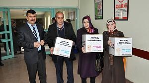 Büyükşehir'den 'Hoş Geldin Bebek' Projesi, Kahramanmaraş Büyükşehir Belediyesi,
