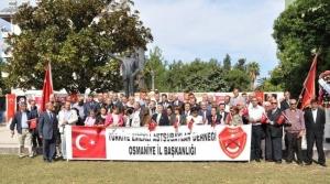 Dünya Astsubaylar Günü Osmaniye'de Kutlandı