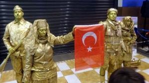 Forum Kayseri'den Renkli Cumhuriyet Bayramı Kutlaması