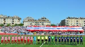 Kahramanmaraşspor Maçında Güzel Görüntüler