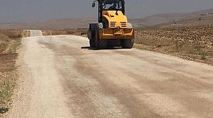 KMBB yol çalışmalarını sürdürüyor