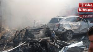 Reyhanlı'da Patlama: 40 ölü, 29'u ağır 100 yaralı