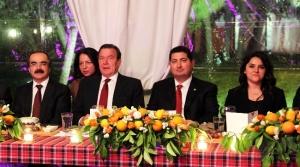 Schröder'den Eşine Narenciye Arajmanı