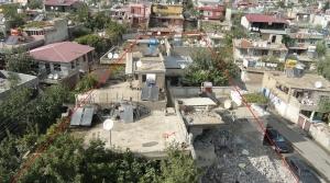 Serintepe Mahallesinde Yıkım
