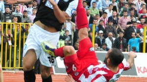 Kahramanmaraşspor 1-2 Nazilli Belediyespor