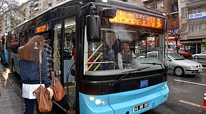 Toplu Taşıma Esnafına 10 Milyonluk Destek