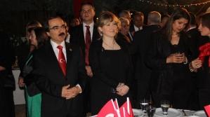 Vali Coş, Cumhuriyet Bayramı Resepsiyonu Verdi