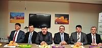 Afşin Belediye Başkanı Güven'den Afşinder Ve Tatlıder Ziyareti
