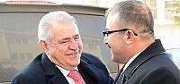 Başkan Hanefi Mahçiçek'ten Nurhak ve Elbistan İlçelerine Ziyaret