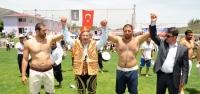 Başkan Poyraz Beyoğlu Güreş Ağası Oldu