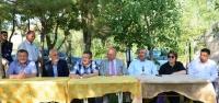Başkan Poyraz, Göksun ilçesine bağlı köylerde gezi ve incelemelerde bulundu