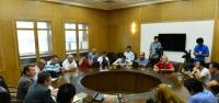 """Başkan Poyraz 'Şehrimizin Özelliklerini Öne Çıkarıyoruz"""""""