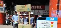 Belediyeden Ambalaj Atığı Geri Kazanım Projesi