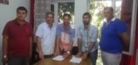 Elbistanspor 3 Futbolcuyla Sözleşme İmzaladı