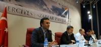 Erciyes Yazarlar Zirvesinden Barış Sürecine Destek