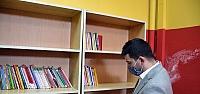 Şehidin İsmi Kütüphanede Yaşatılacak