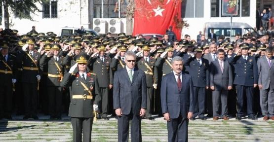 Tokat'ta, 29 Ekim Cumhuriyet Bayramı