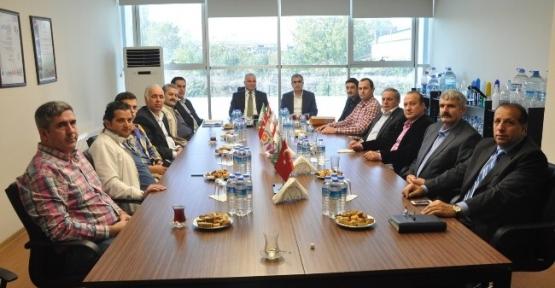 """Yenice Sanayi Bölgesi 2013 Yılı Sonunda """"ıslah Osb"""" Oluyor"""