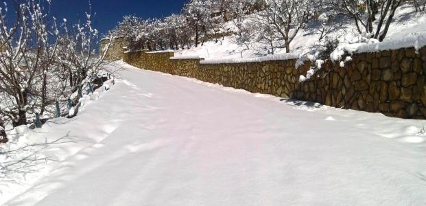 Yüksek Rakımlı Bölgelerde Karla Mücadele