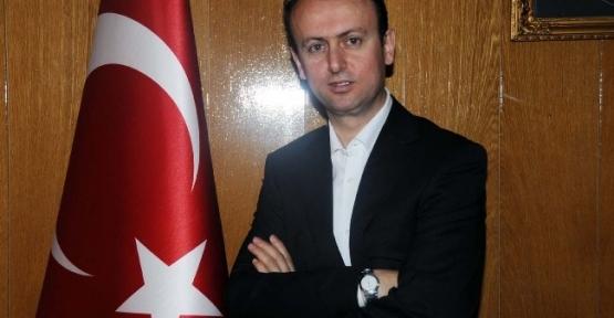 Yunus Akgül, Ak Parti'den Aday Adaylığını Açıkladı