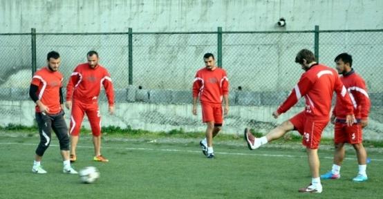 Zonguldak Kömürspor, Sultangazispor Maçı Hazırlıklarına Başladı