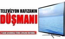Abdulkadir Özbek, 'Televizyon hafızanın düşmanı'