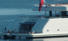 Abromoviç'den Deniz Keyfi