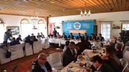 Başkan Erkoç Kitap Fuarı İçin Basınla Bir Araya Geldi