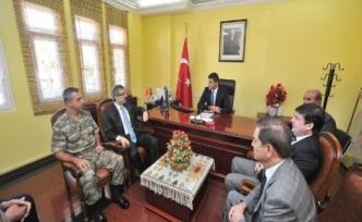 Vali Dr. Mehmet Oduncu, Hasanbeyli İlçesinde İnceleme Ve Denetlemelerde Bulundu