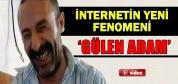 İnternetin yeni fenomeni, 'Hunharca gülen adam'