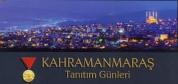 Ankara'da Kahramanmaraş Tanıtım Günleri
